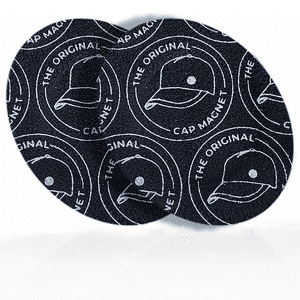 The Original Cap Magnet Patch 2-Pack