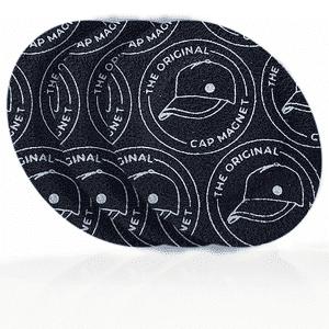 The Original Cap Magnet Patch 3-Pack
