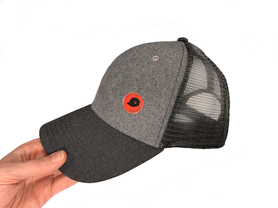 Step 3: Attach your favorite ball marker to your Cap Magnet
